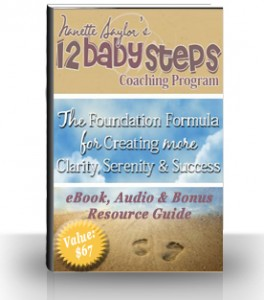 12 Baby Steps Believer Special Ebook Offer- Gratitude Sale