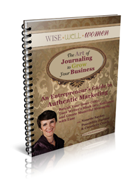 The Art of Journaling to Grow Your Business - A Solopreneur's Guide to Authentic Marketing